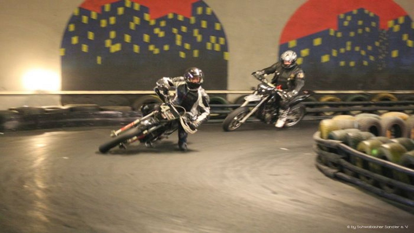 Indoor - Supermoto