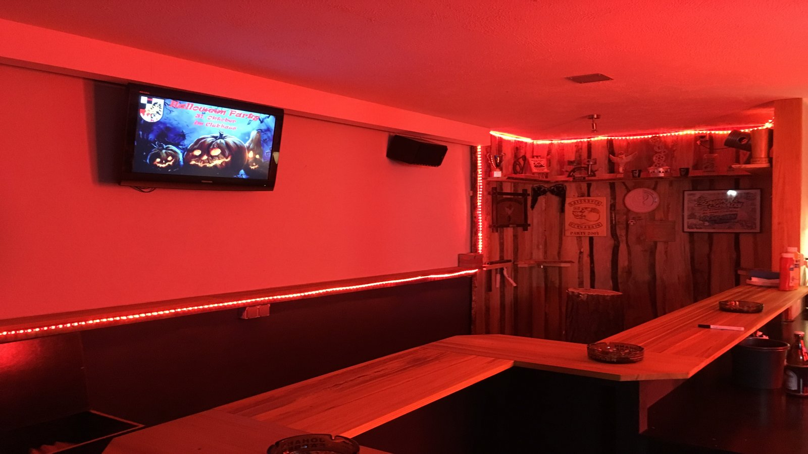 Unser Clubhaus 2.0